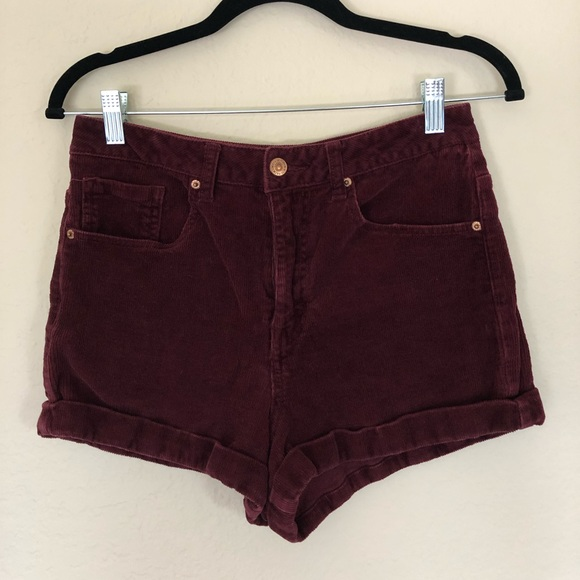 Forever 21 Pants - Forever 21 Corduroy Shorts